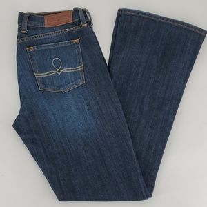 Lucky Brand Sofia Dk Wash Boot Cut Jeans 30
